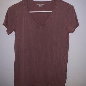 Tilly's V neck full tilt shirt